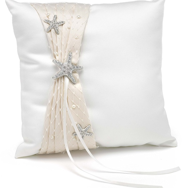 Beverly Clark's Amour Ring Pillow