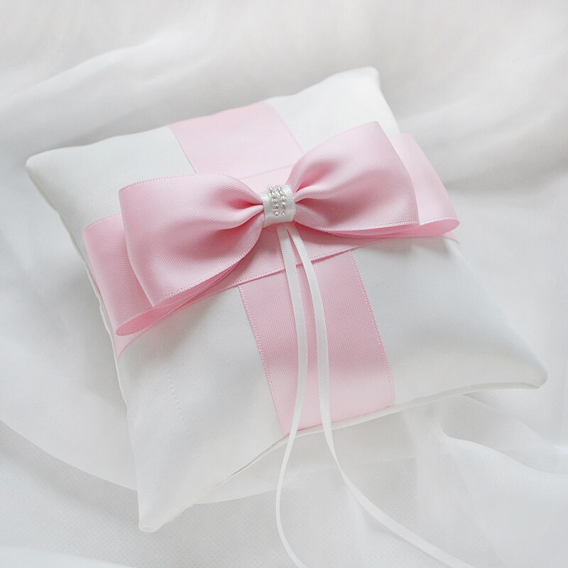 Beverly Clark's Custom Color Ring Pillow