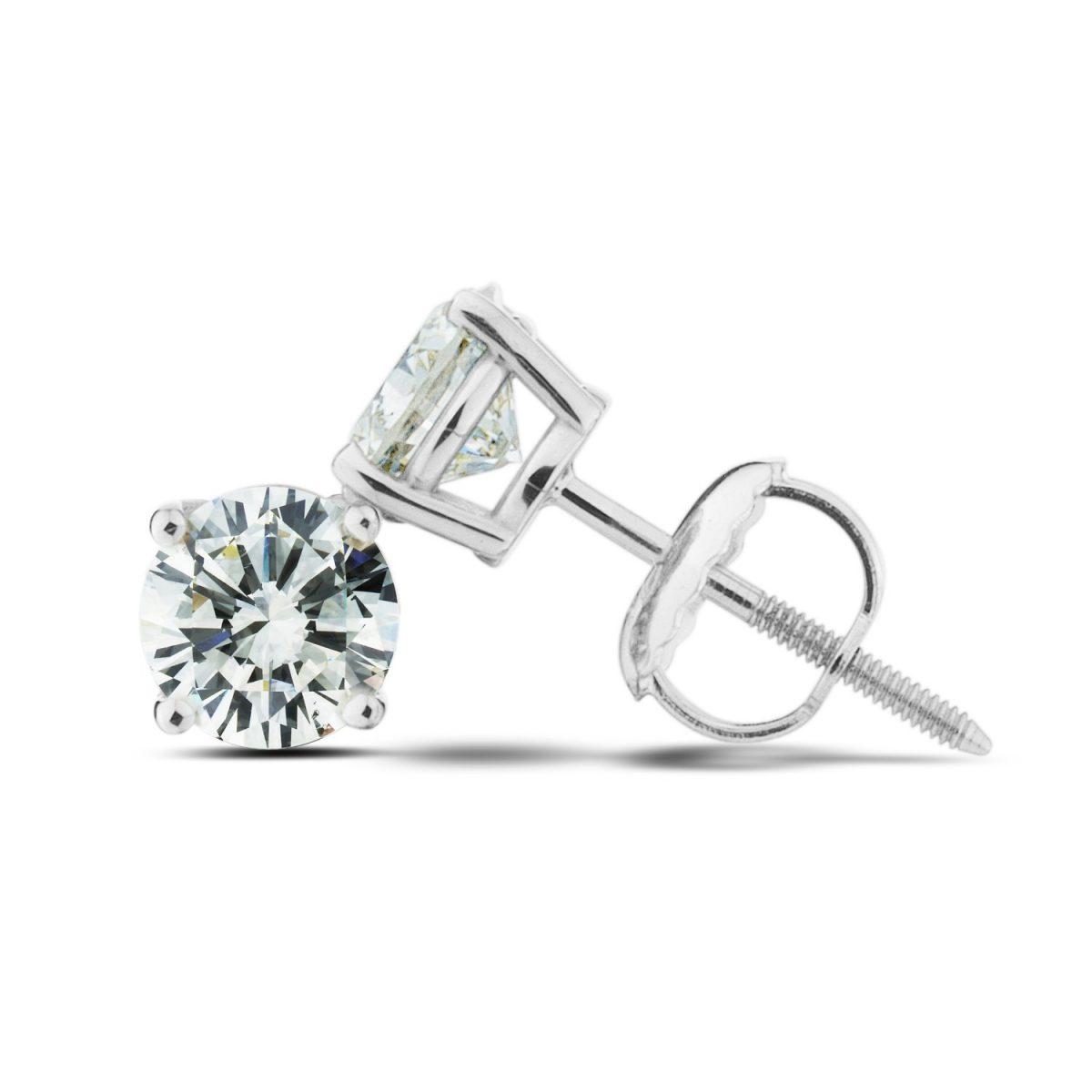 Beverly Clark's Clarity Earrings