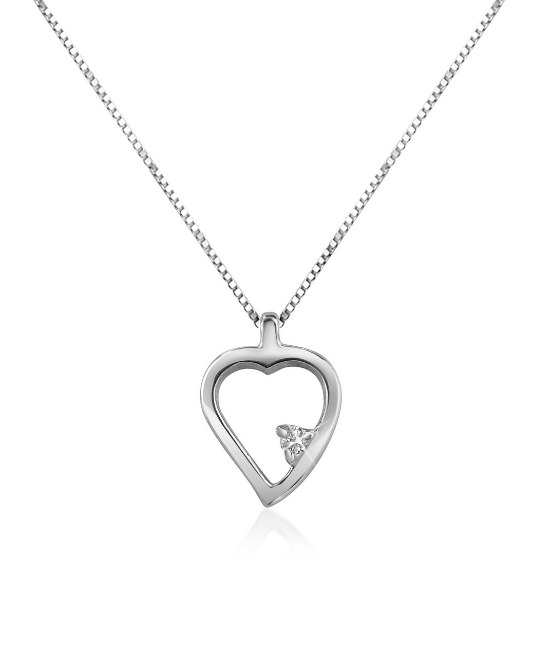 Beverly Clark's Clarity Necklace