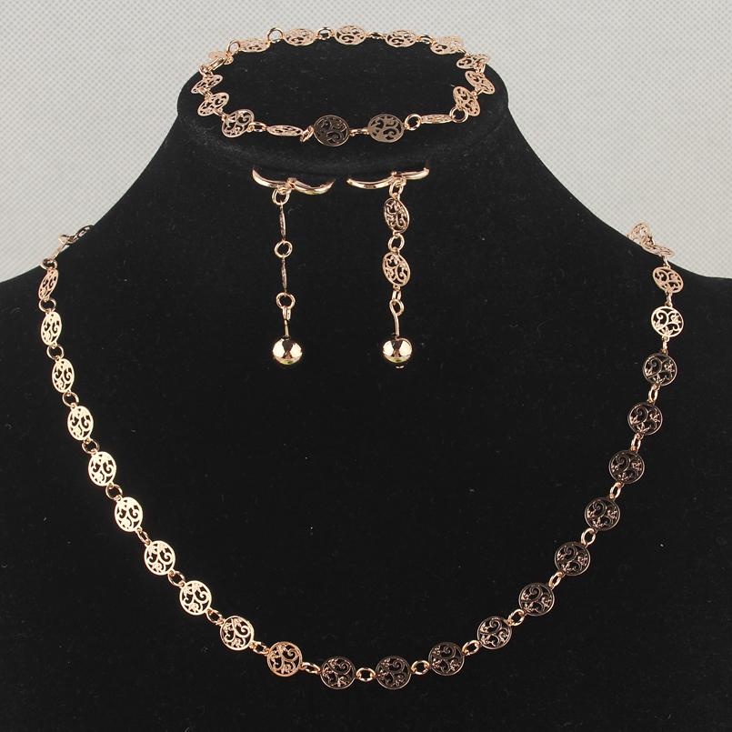 Beverly Clark's Stardust Necklace